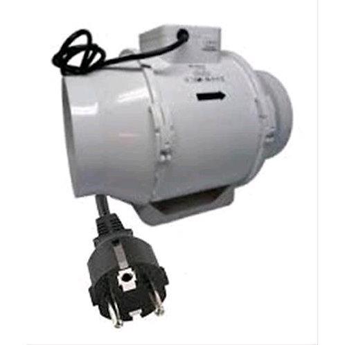 VENTS - ASPIRATORE VENTS TT125 - CABLATO - 220-280 MC/H SENZA INTERRUTTORE