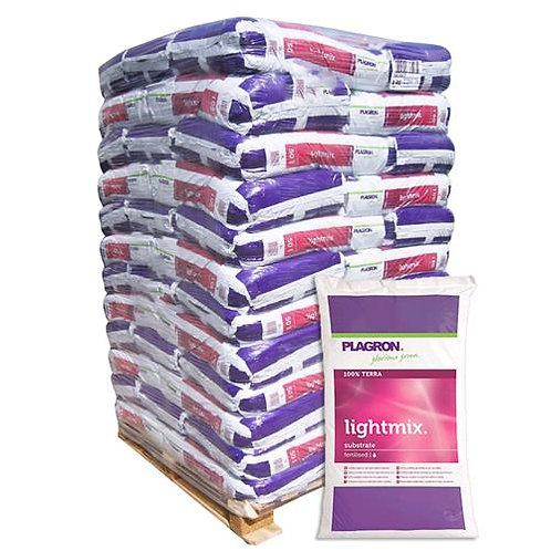 BANCALE PLAGRON LIGHTMIX CON PERLITE 50L (60 SACCHI)