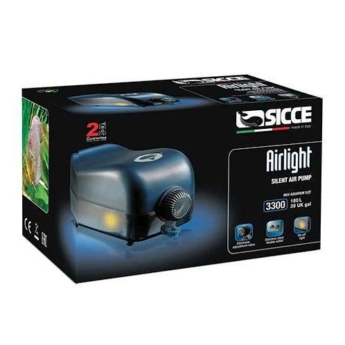 SICCE - POMPA AIRLIGHT 3300 BIPOLARE - 200 L/H (SUGGERITO 180L)