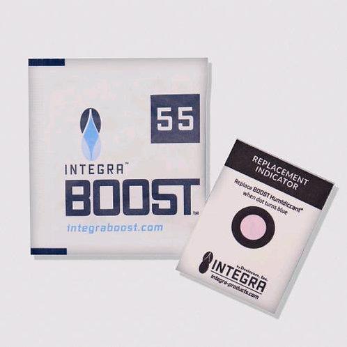 INTEGRA BOOST – CONFEZIONE DA 10 PZ SFUSI - 8 GR - R.H. 55%