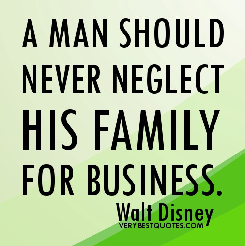 family business quote