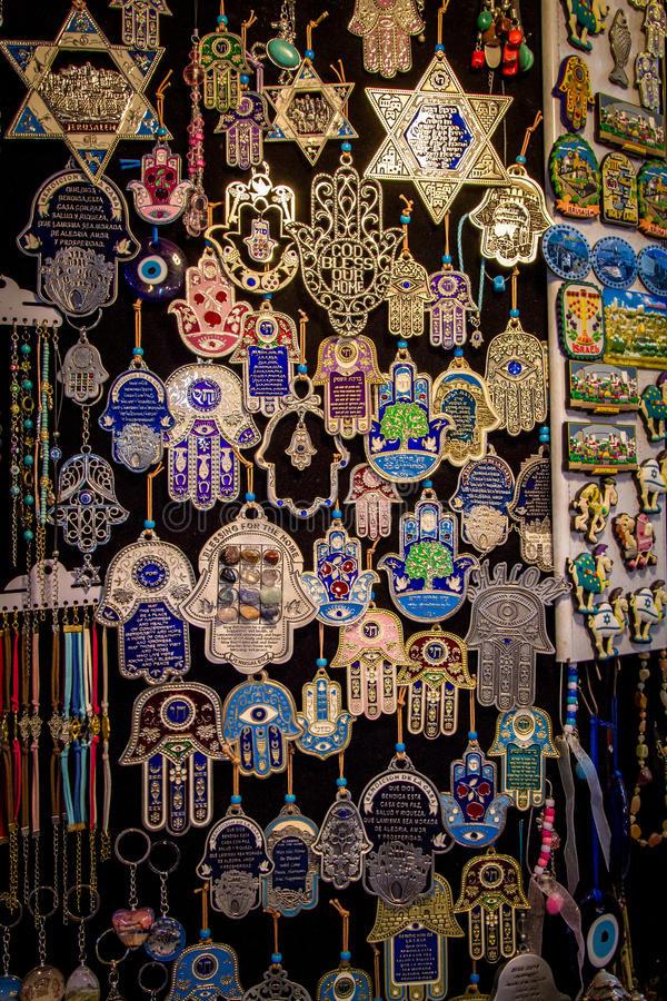 hamsa displayed