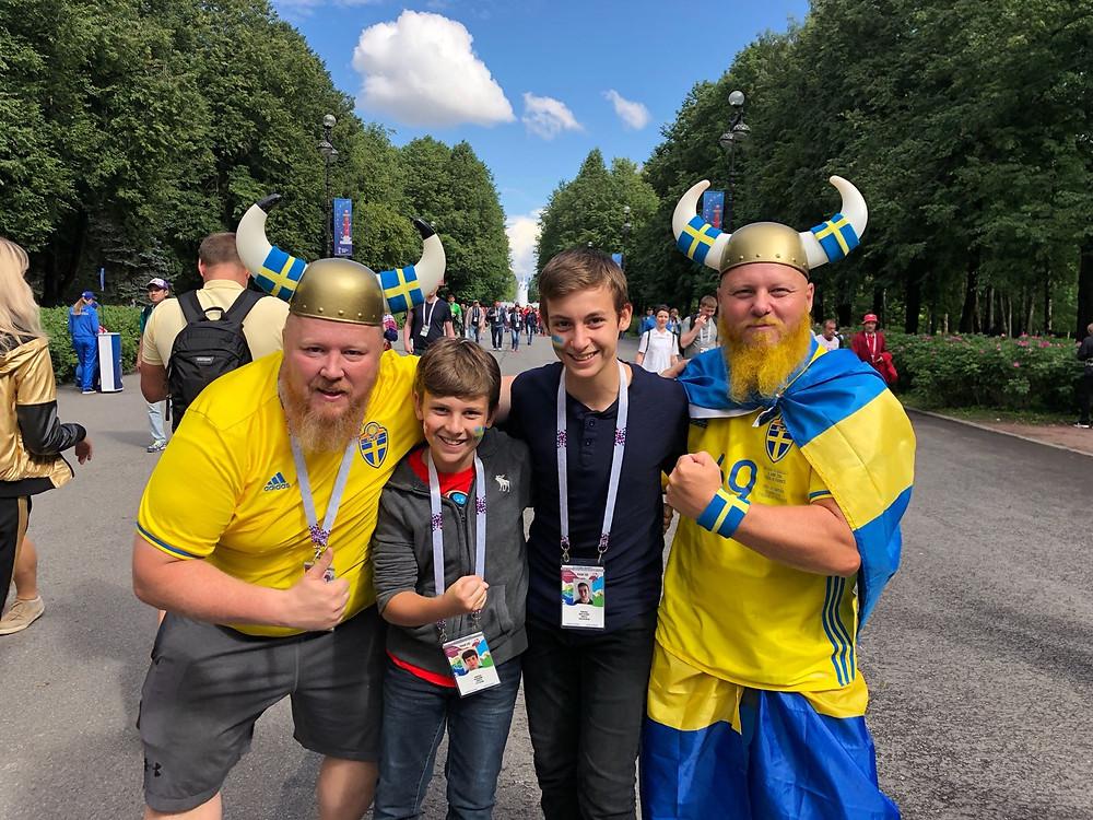 meeting true swedish friends paz creations
