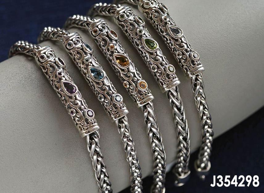 almond bracelet