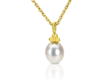 June's Birthstone: Pearls