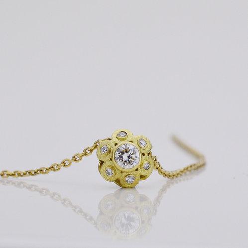Petite Menagerie Diamond Pendant