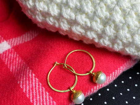 Pearls, Plaid and Polka Dots!