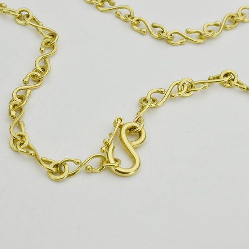 Classical Chain in 18k Gold