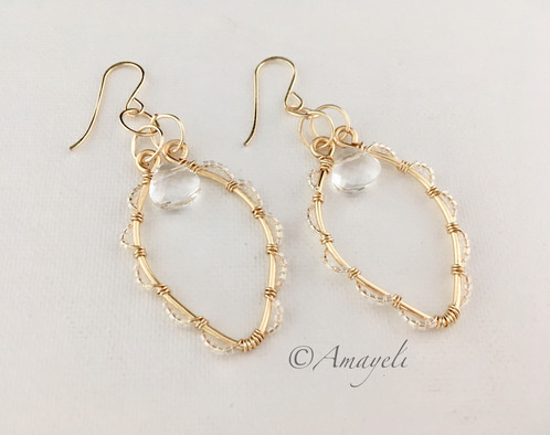 com drop dp rose earrings betsey crystal gold jewelry johnson boost amazon