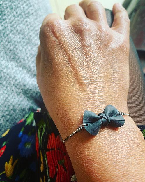 Bracelet Maïtala argenté