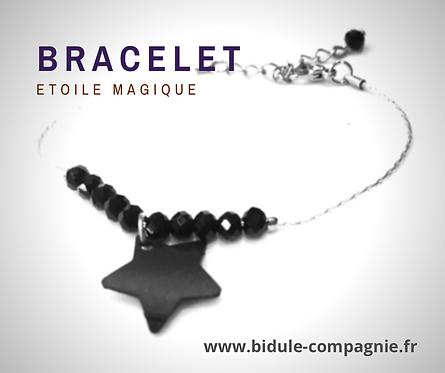 Bracelet Étoile magique
