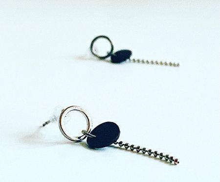Boucles d'oreilles Mini Ronds