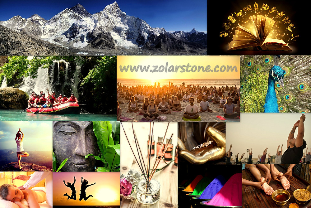 ZolarStone etusivu ja matkat / frontpage and tours
