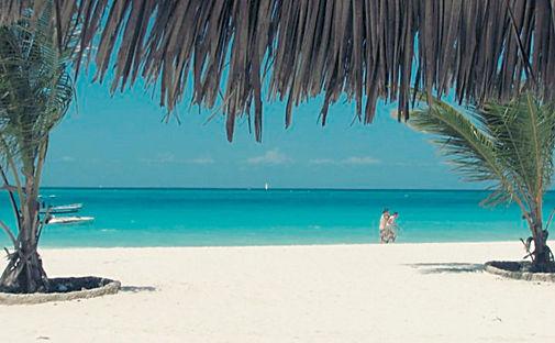 Zanzibar, loma, ranta, aurinko, Afrikka, edullinen matka, safari