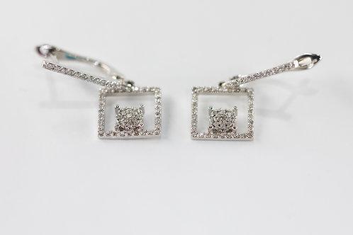 Бриллиантовые Серьги Arnau