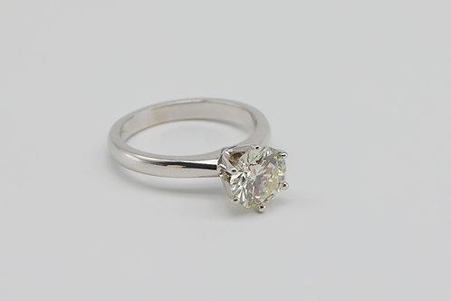 Бриллиантовое Кольцо Arnau 2 ct.