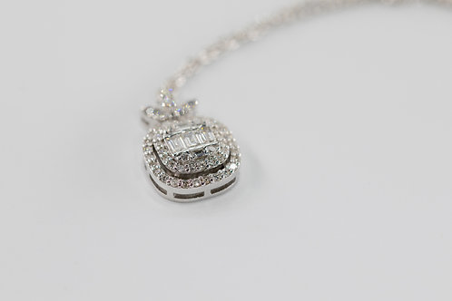 Бриллиантовый Кулон Arnau
