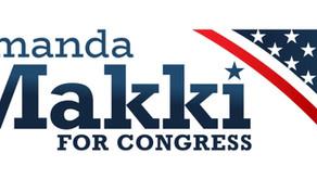 Makki Tops GOP Field in CD 13 Raising Nearly $300,000