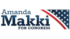 Veteran and Former Political Rival, George Buck, Endorses Amanda Makki