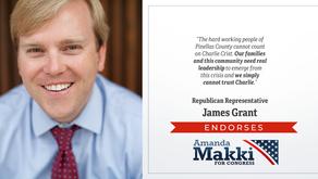 Conservative Pinellas Republican State Representative Endorses Amanda Makki