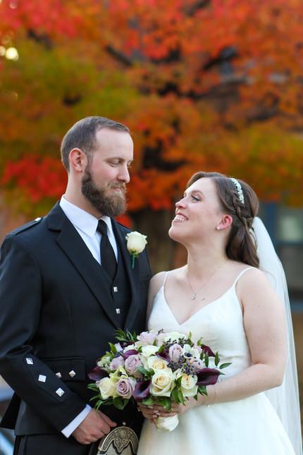 emily + colin | wedding