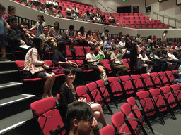 Present VR work at The Hong Kong Academy for Performing Arts