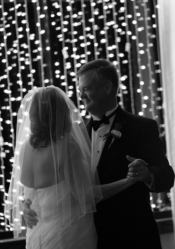 tracy + tom | wedding
