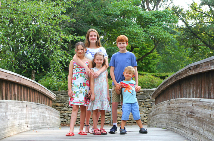 family + kids