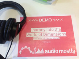 Audio Mostly Symposium, London, UK