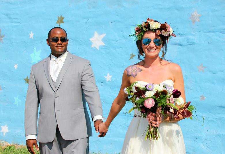 audrey + dave | wedding