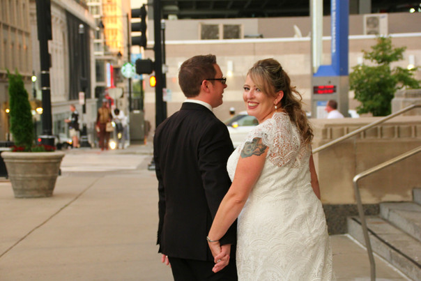 rachel + matt | wedding