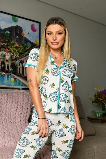 Pijama Férias