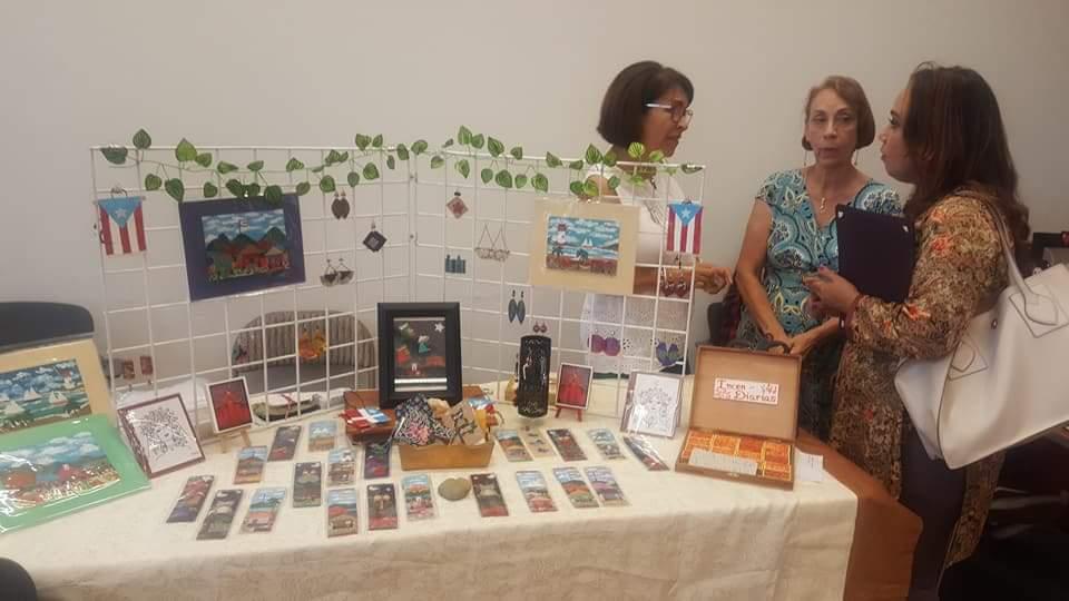 Clausuran 2DO Festival del CUENTO Puertorriqueño Puertorriqueño.