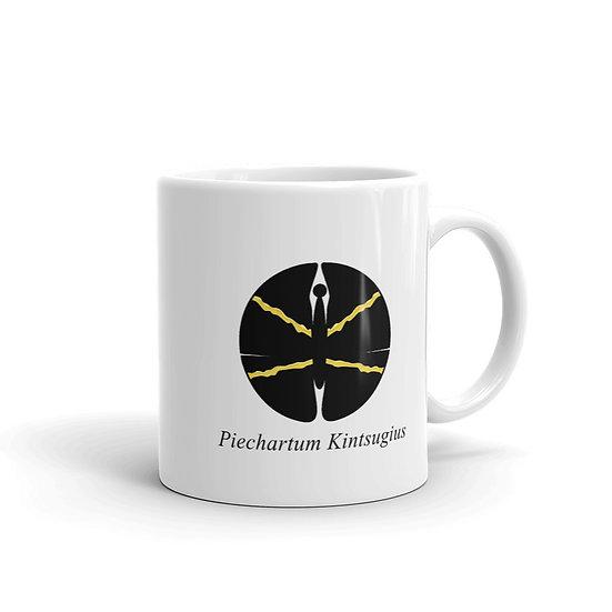 Datavizbutterfly - Piechartum Kintsugius - Mug