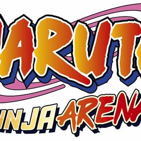 Naruto: Ninja Arena chega à América do Norte