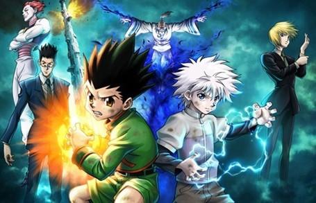 Hunter x Hunter   Segundo anime comemora seu aniversário de 10 anos com uma ilustração especial