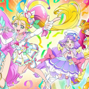 Tropical-Rouge! Precure | Revelado trailer para filme do anime