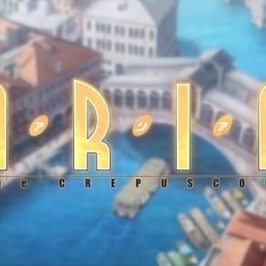 Aria the Crepuscolo   Sayaka Ohara narra o vídeo promocional do filme de anime