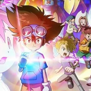 Digimon Adventure:   Anime revela novo vídeo e visual