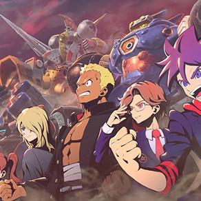 Megaton Musashi | Anime estreia em outubro