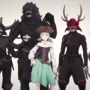 Fena: Pirate Princess | Anime estreia em agosto na Crunchyroll e Toonami