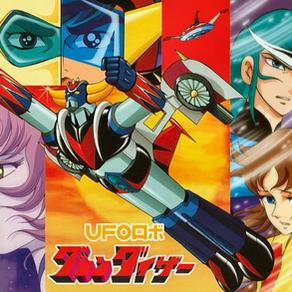 UFO Robot Grendizer de Go Nagai ganha novo jogo de ação
