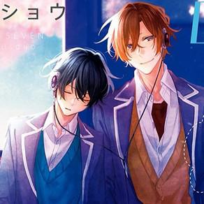 Sasaki and Miyano   Mangá BL ganhará adaptação em anime pelo Studio DEEN