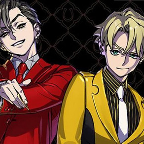 High Card   Kadokawa, TMS, Sammy revelam novo projeto de anime