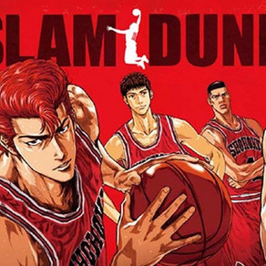 Slam Dunk Basketball | Mangá recebe novo filme de anime