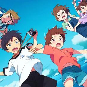 """Studio Colorido revela que filme de anime doméstico """"Drifting"""" estreará na Netflix em 2022"""