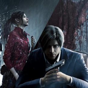 Resident Evil: Infinite Darkness CG   Anime Revela Casts em Inglês e Japonês