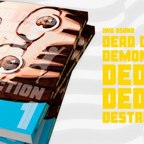 Dead Dead Demon's Dededede Destruction | Novidades sobre a edição brasileira são divulgadas pela JBC