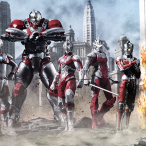 Ultraman   Anime revela visual da 2ª temporada