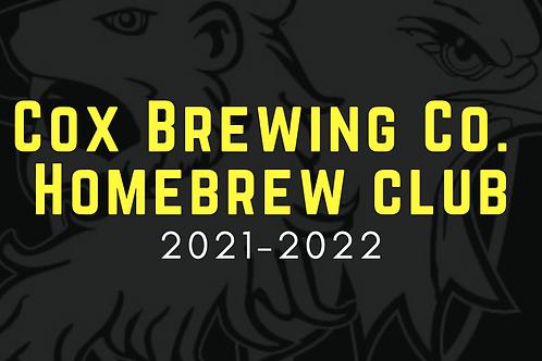 Cox Brewing Company Homebrew Club
